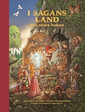 I sagans land – den stora boken