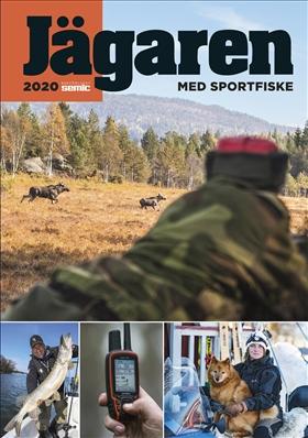 Jägaren med sportfiske 2020