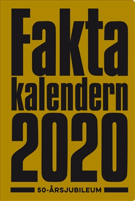 Faktakalendern 2020