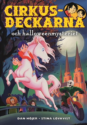 Cirkusdeckarna och halloweenmysteriet