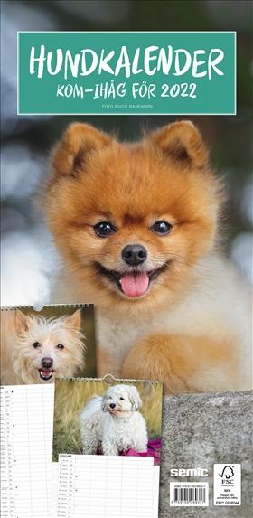 Hundkalender 2022