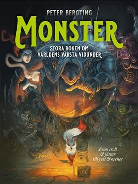 Monster – stora boken om världens värsta vidunder