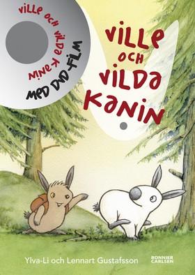 Ville och Vilda Kanin (bok + dvd)