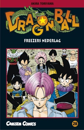 Dragon Ball 28: Freezers nederlag