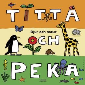 Titta och peka: djur och natur