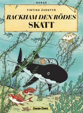Tintin 12: Rackham den rödes skatt