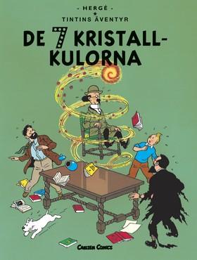 Tintin 13: De sju kristallkulorna