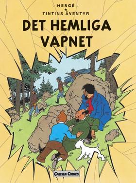 Tintin 18: Det hemliga vapnet