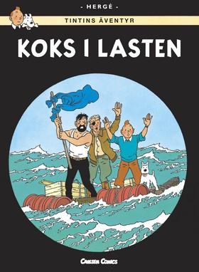 Tintin 19: Koks i lasten
