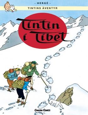 Tintin 20: Tintin i Tibet