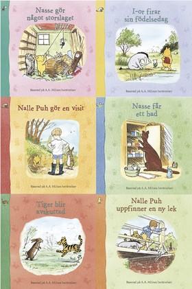 Nalle Puhs lilla bibliotek