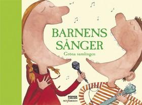 Barnens sånger: Gröna samlingen