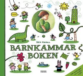 Den gröna barnkammarboken inkl cd