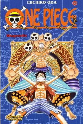 One Piece 30: Vansinnesmelodin