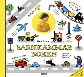 Den gula barnkammarboken inkl cd