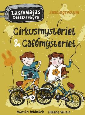 LasseMaja: Cirkusmysteriet & Cafémysteriet