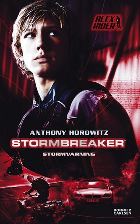 Stormvarning (filmomslag)