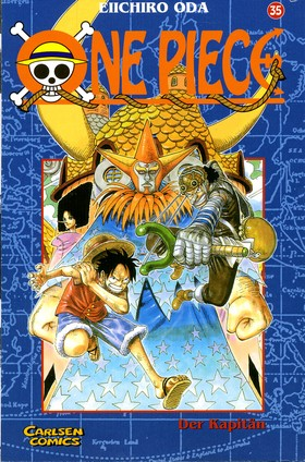 One Piece 35 - Kapten