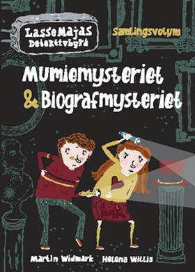 Mumiemysteriet & Biografmysteriet (bok 5-6)