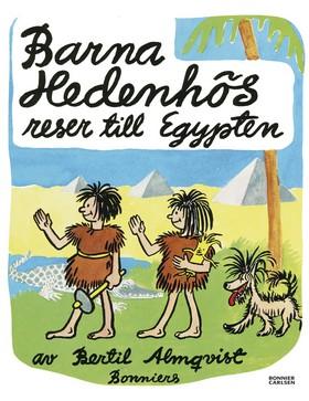 Barna Hedenhös åker till Egypten