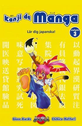 Kanji de manga 3 - Lär dig japanska!