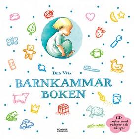 Den vita barnkammarboken inkl cd