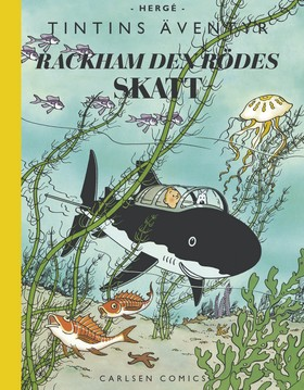 Tintin - Rackham den rödes skatt