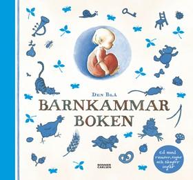 Den blå barnkammarboken inkl cd
