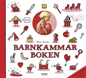Den röda barnkammarboken inkl cd