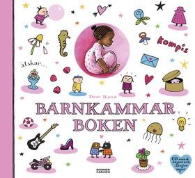 Den rosa barnkammarboken inkl cd