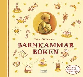 Den gyllene barnkammarboken inkl cd
