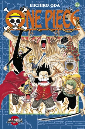 One Piece 43 - Hjältelegenden