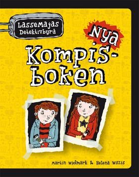 LasseMajas Detektivbyrå. Nya kompisboken