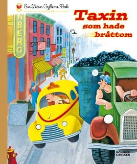 Taxin som hade bråttom
