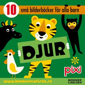 Pixibox Djur
