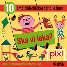 Pixibox Ska vi leka?