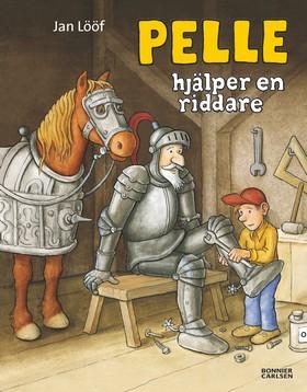 Pelle hjälper en riddare
