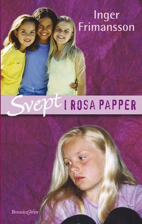 Svept i rosa papper