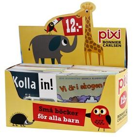Pixi säljförpackning serie 198