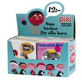 Pixi säljförpackning serie 199