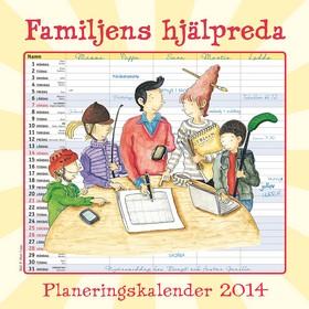 Familjens hjälpreda - Planeringskalender 2014