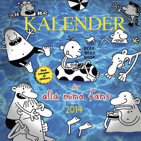 Kalender för alla mina fans 2014