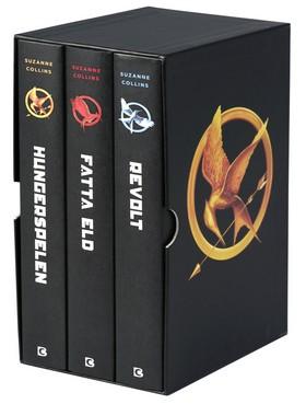 Hungerspelen : samlingsbox