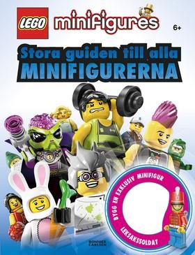 LEGO Stora guiden till alla minifigurerna