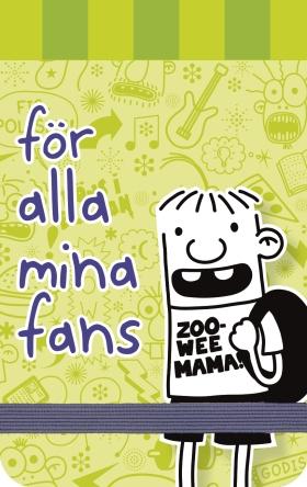 Dagbok för alla mina fans: Miniblock Rowley