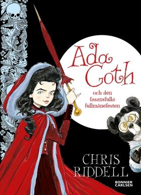 Ada Goth och den fruktansvärda fullmånefesten
