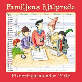 Familjens hjälpreda - Planeringskalender 2015