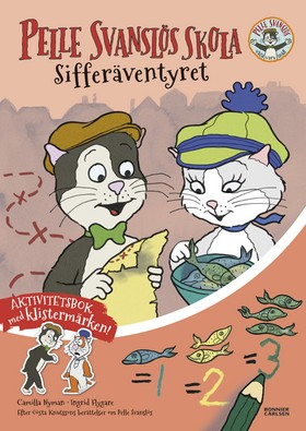 Pelle Svanslös skola Sifferäventyret - Tidsam