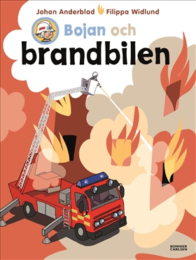 Bojan och brandbilen