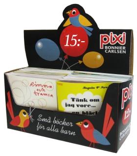 Pixi säljförpackning serie 218